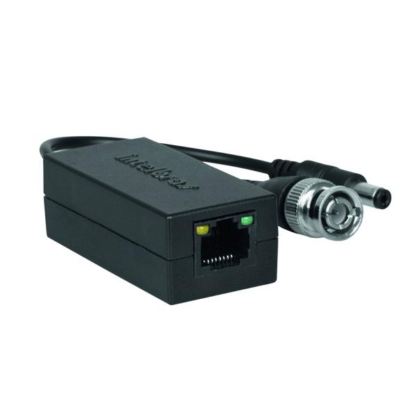 Balun Conversor (par) Xbp 502a 01Canal 400m  c/ Alimentação Intelbras