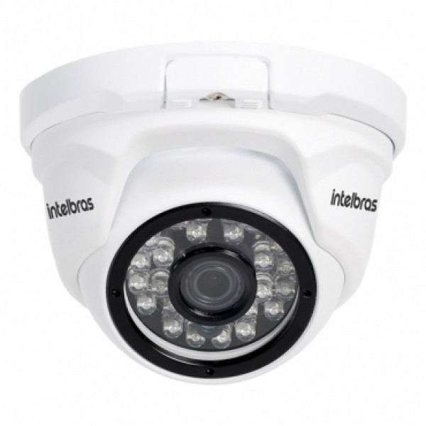 Câmera Dome Ip Vip 1120D G2 1Mp ir 20m Intelbras