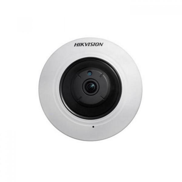 Câmera Fisheye Ds-2cd2942f-is 4Mp Lente 1.6mm Hikvision