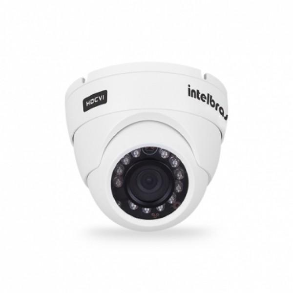 Câmera Dome Vhd 3220 D Hdcvi Ir 20m Lente 3.6mm  Intelbras