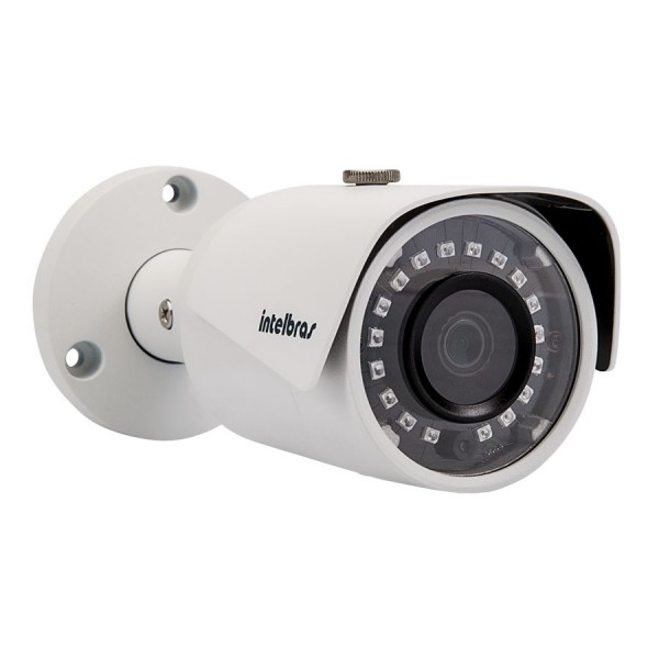 Câmera Ip Vip S3330 G2 3.0Mp Ir 30m Lente 3.6mm Intelbras
