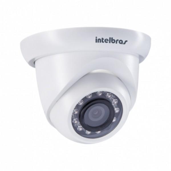 Câmera Dome Ip Vip S4020 G2 1.0Mp Ir 20m Lente 2.8mm Intelbras