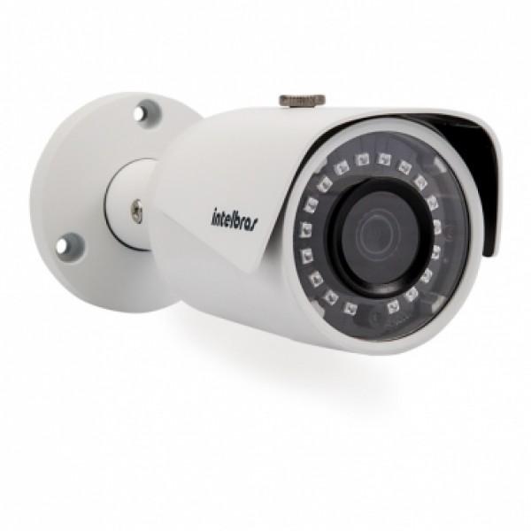 Câmera Ip Vip s3020 G2 1.0Mp IR 20m Lente 3.6mm Intelbras